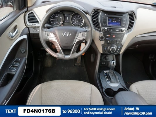 2017 Hyundai Santa Fe Sport 2 4 Base In Forest City Nc Spartanburg Hyundai Santa Fe Sport Friendship Chrysler Jeep Dodge Ram Of Forest City